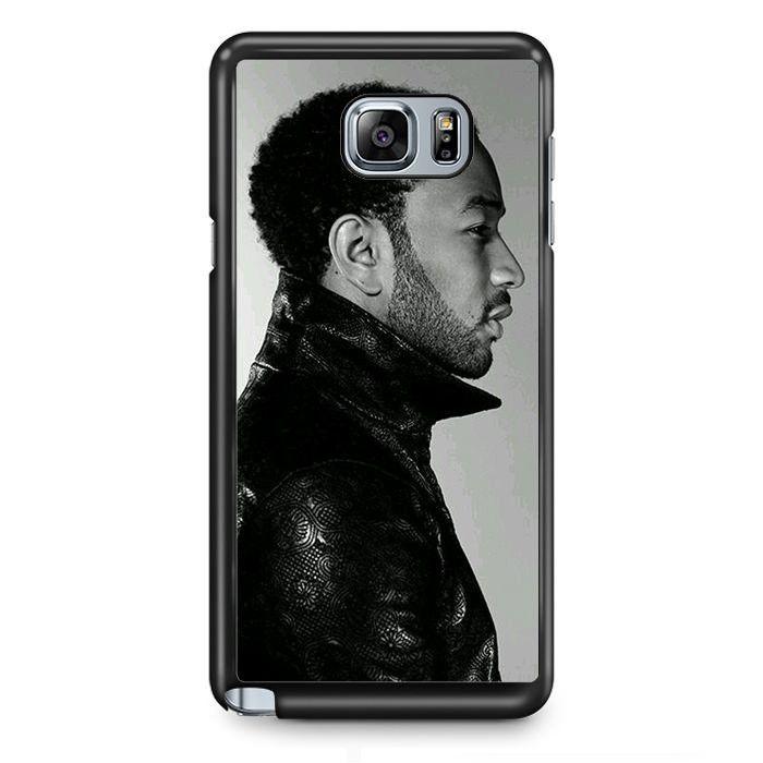 John Legend TATUM-5891 Samsung Phonecase Cover Samsung Galaxy Note 2 Note 3 Note 4 Note 5 Note Edge