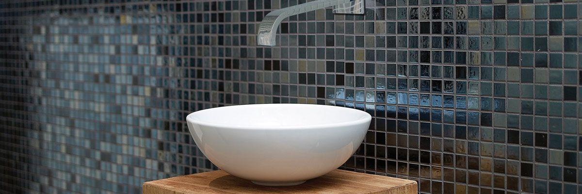 Deco Luce mozaiek / Meester Smeets in Amsterdam | Toilet mozaiek ...