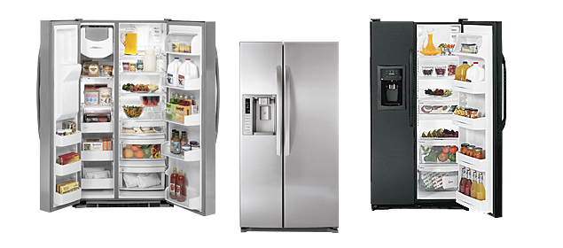 Best Side By Side Refrigerator 2020 Ge Samsung And Lg Side By Side Refrigerators With Ice Makers Compare Refrigerators Side By Side Refrigerator Refrigerator Prices