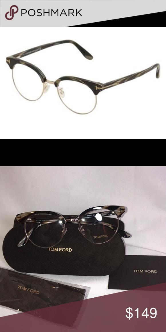 5b9c9b03ed92 Tom Ford Men s Eyeglasses Optical Frame 49mm Tom Ford Men s Eyeglasses  TF5343 TF 5343 063