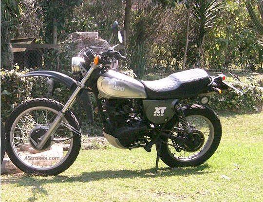 yamaha xt 500 - $1300 | cheap sacramento craigslist motorcycles