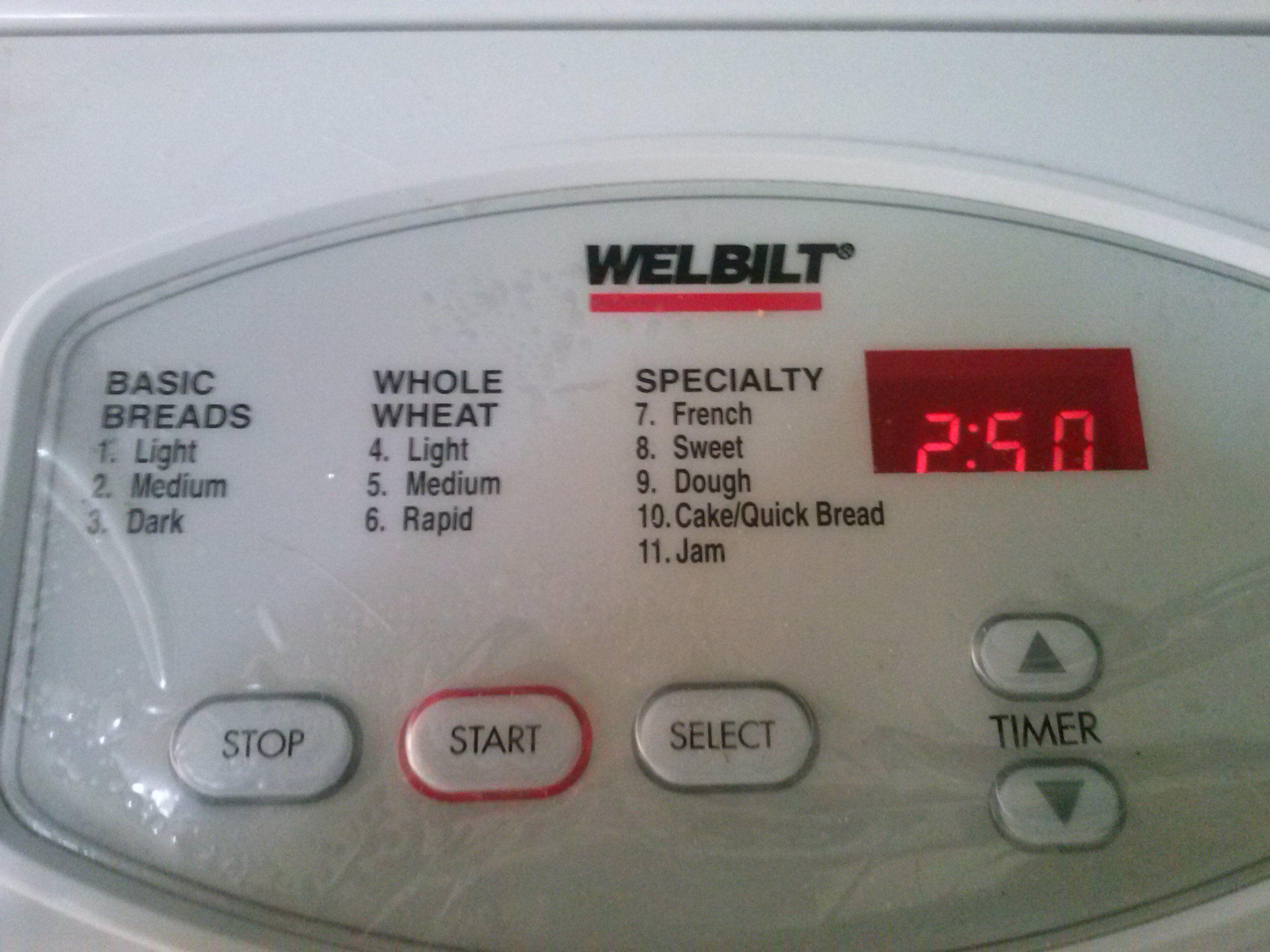 the bread machine welbilt abm3100 bread machine recipes and tips rh pinterest co uk Wel-Bilt ABM4100T Parts Welbilt Bread Machine Replacement Parts