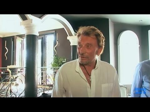 johnny hallyday chez lui los angeles youtube ouef pinterest johnny halliday youtube. Black Bedroom Furniture Sets. Home Design Ideas