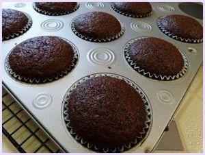 Eggless Chocolate Cupcakes Recipe Best Eggless Cupcakes