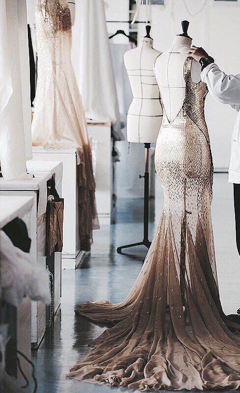 pinterest: emilytparker_ ☼☾ | fancy | Pinterest | Gowns, Couture ...