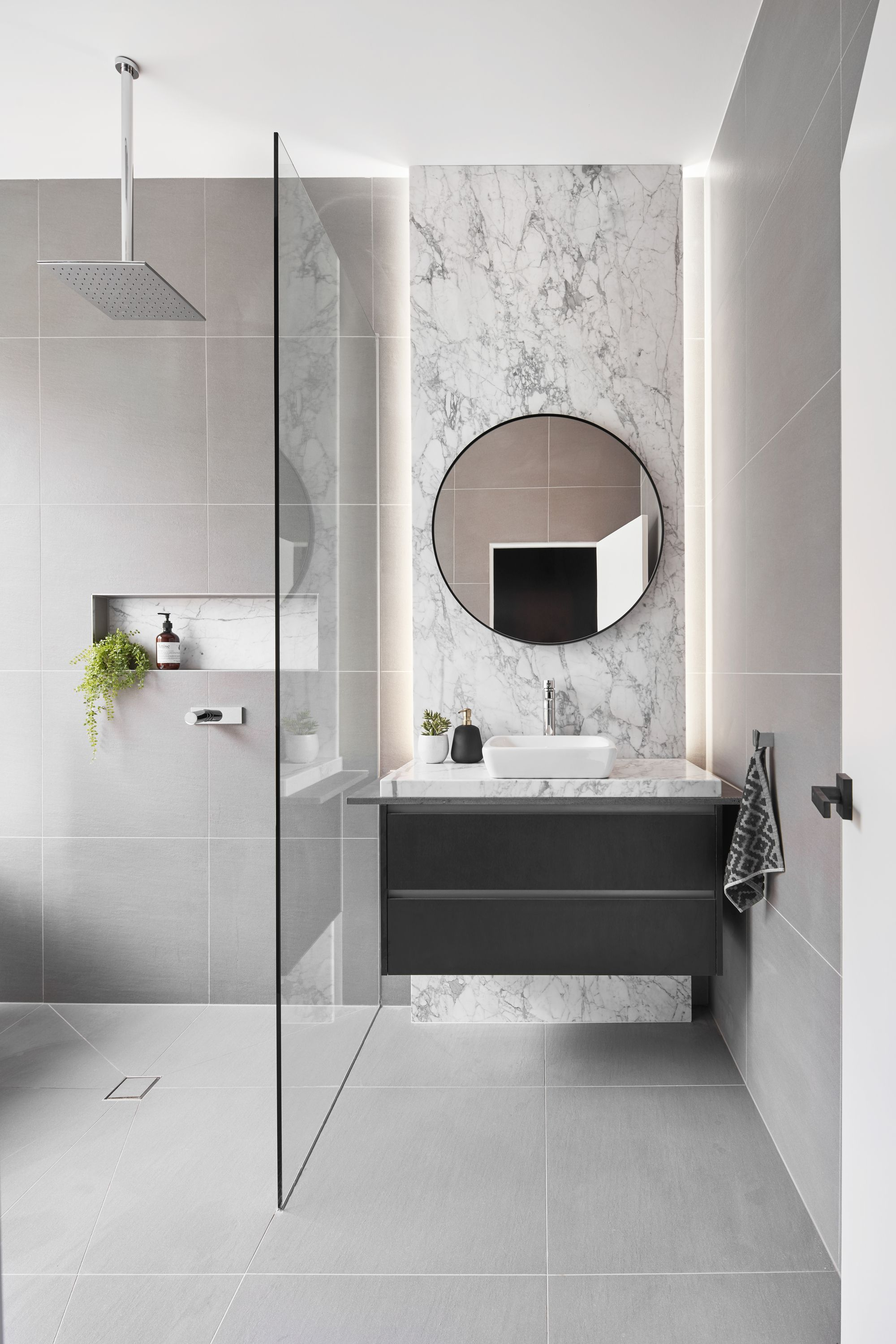Gallery Of Jenkins Street C Kairouz Architects 9 Bathroom Inspiration Modern Modern Bathroom Bathroom Interior Design