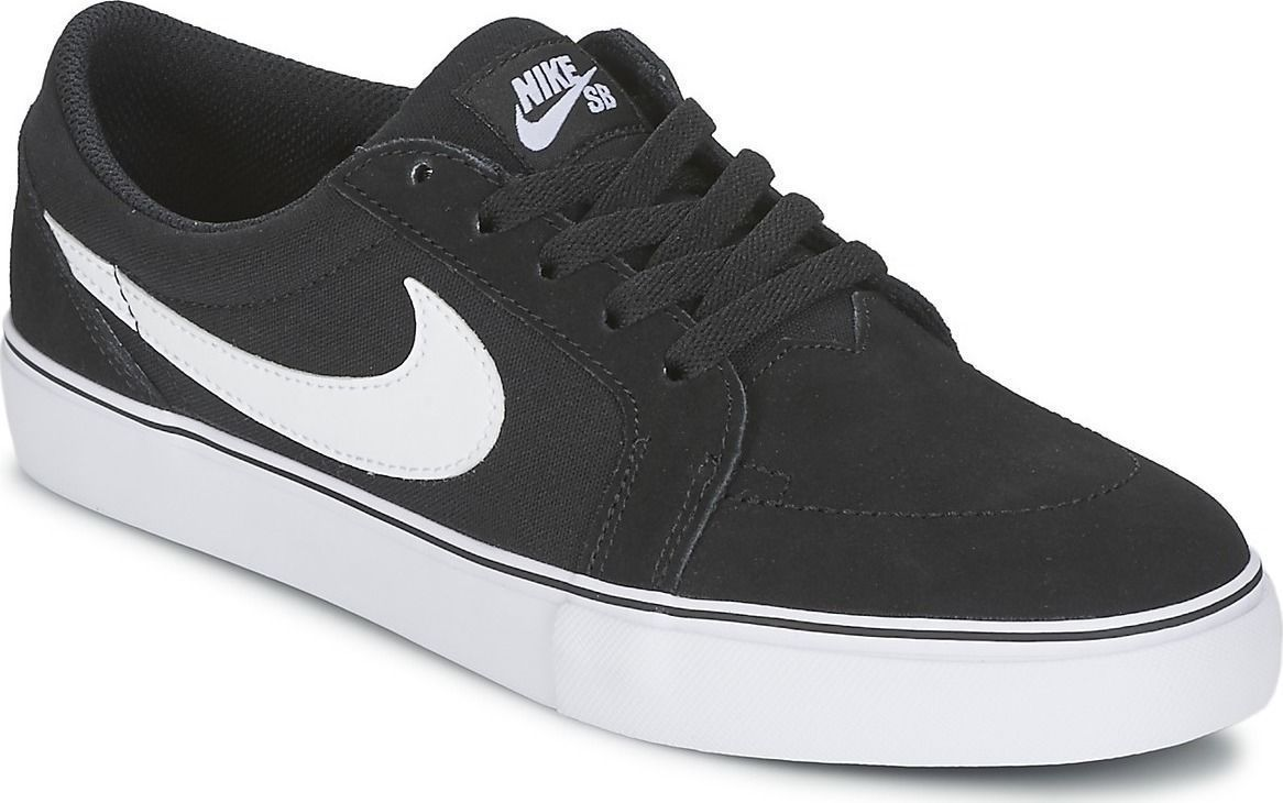 New Nike Sb Satire Ii Mens Black Skateboarding Shoes 729809 001