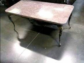 Table Basse Marbre Tournai Met Afbeeldingen