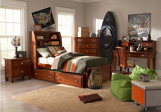 Boys\' Full Bedroom Sets | Boy Bedroom Furniture | Rooms To Go Kids ...