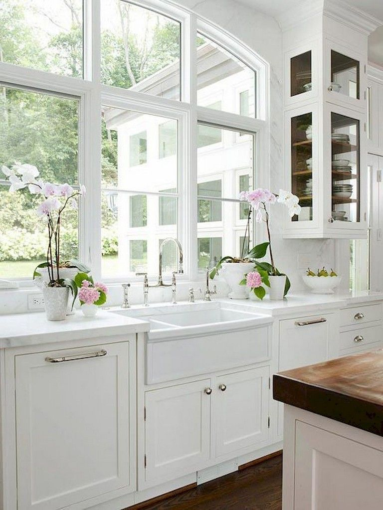 21 beautiful custom kitchen cabinets ideas around the world kitchen window design home decor on kitchen cabinets around window id=90267