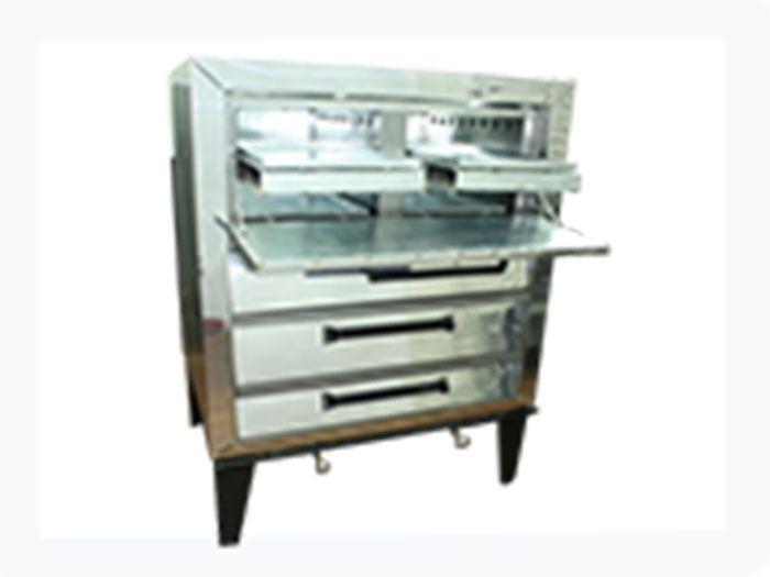 Hornos A Gas Para 8 Latas Equipo Para Panaderia Equipos De Cocina Panaderia Y Pasteleria