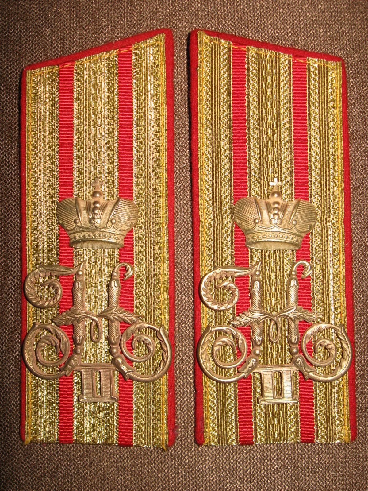 United States Army Cavalry Combat Spurs Order of the Spur Gold Plated w//Straps