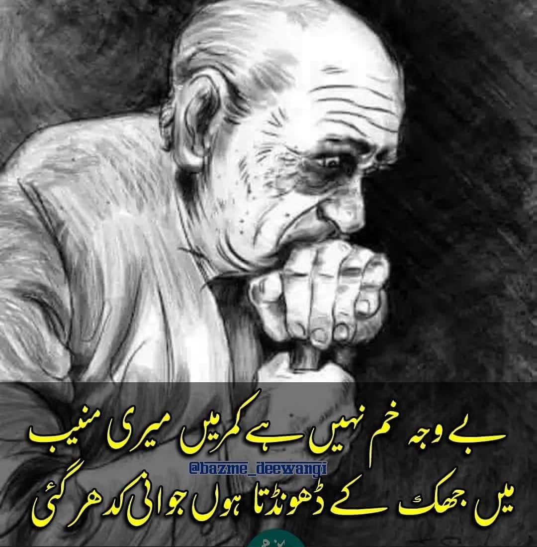 Jawani Kidhar Gyi Urdu Funny Poetry Love Poetry Urdu Urdu Poetry