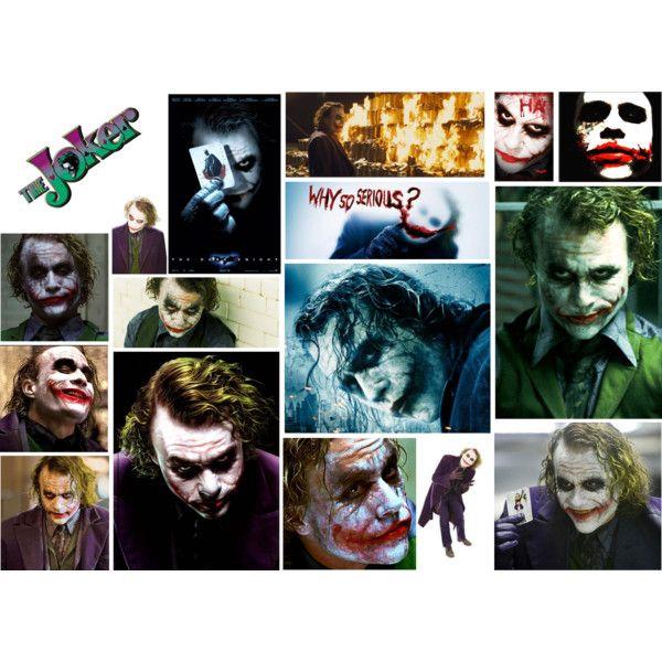 """Joker"" by wayward1994 on Polyvore"