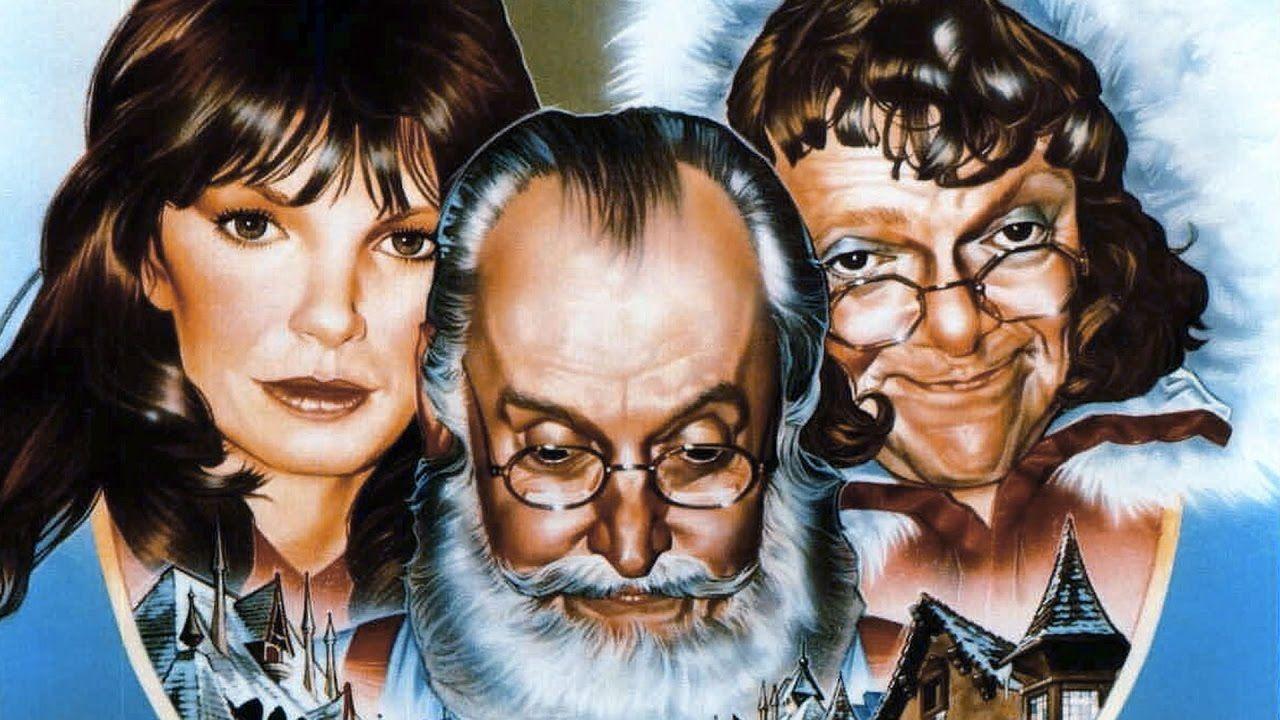 The Night They Saved Christmas 1984 HD   Christmas, Movies, Drama film