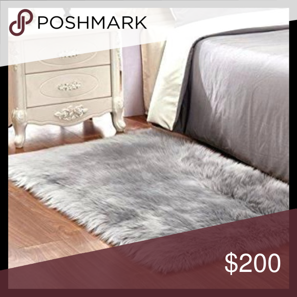 Fuzzy Rug Cost Plus World