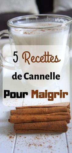 5 Recettes de Cannelle pour Retrouver la Forme