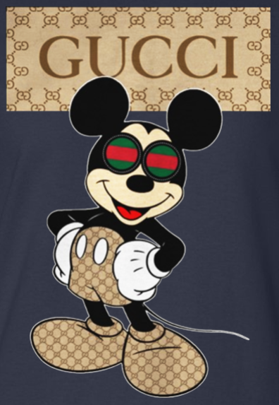 Captured With Lightshot Mickey Gucci In 2019 Supreme Wallpaper