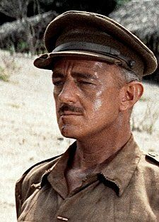 Image result for the bridge on the river kwai alec guinness