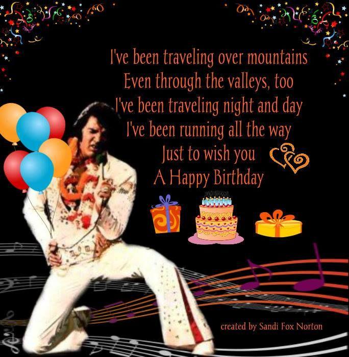 Elvis Presley Virtual Birthday Cards Happy Birthday Elvis Singing Happy Birthday Virtual Birthday Cards