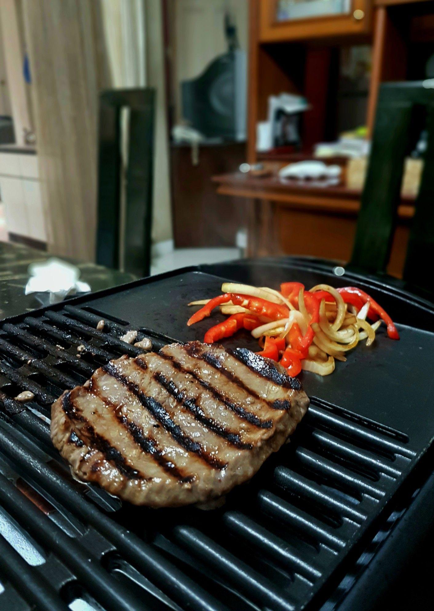 """Tariyaki Marinated Wagyu Beef"", Tjitra's Kitchen, Jakarta"