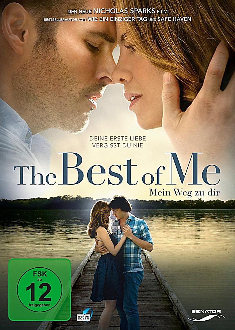 The Best Of Me Mein Weg Zu Dir Dvd Bei Weltbild At Bestellen