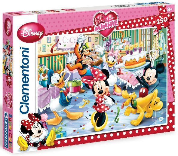 Rompecabezas disney para niños. Consiguelo en http://www.puzzlesingenio.com/home/128-puzzle-disney-clementoni.html