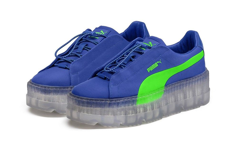 f52b4cb1d3d PUMA by Rihanna Cleated Creeper Surf FENTY in 2019
