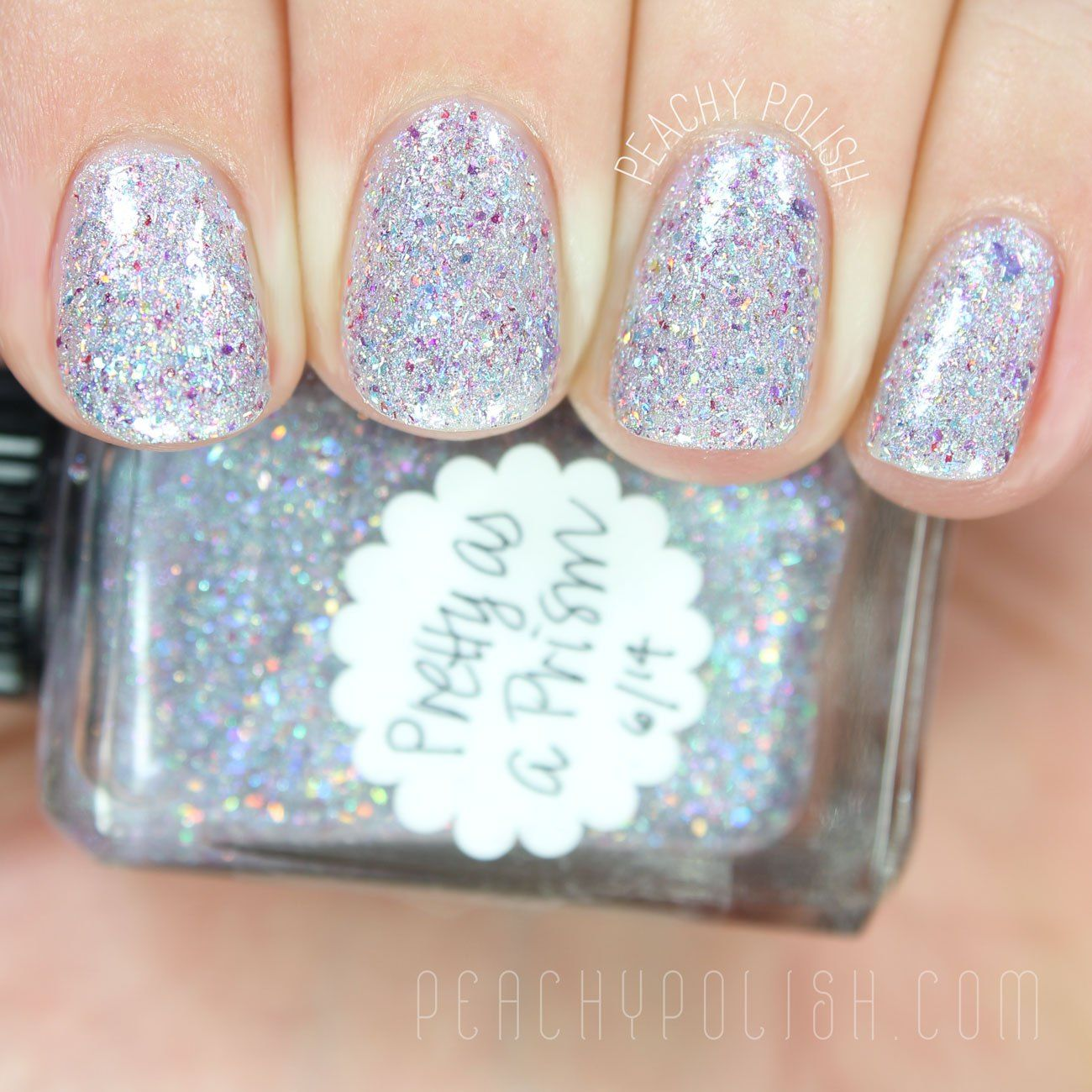 Lynnderella Mondays Pretty As A Prism & Winsome Blossom