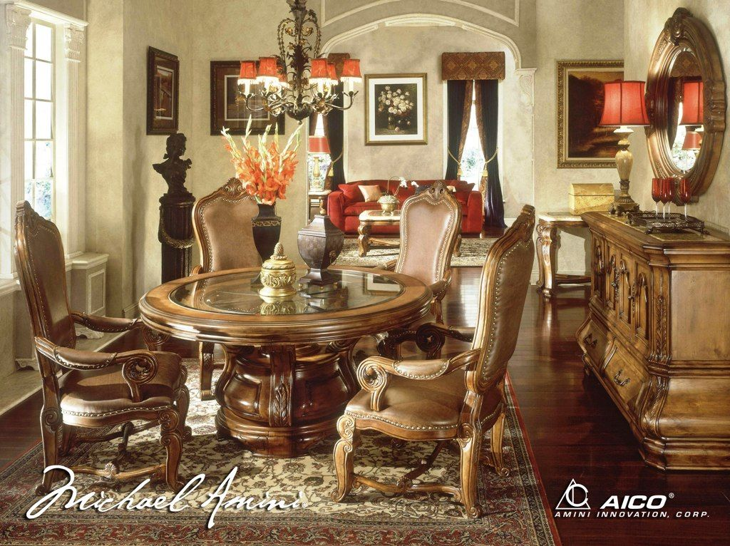 Michael Amini Dining Room Furniture ~ Home Office Design Ideas