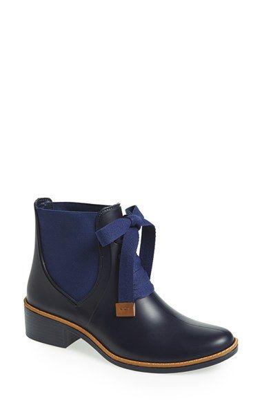 18750e1868 Bernardo Footwear  Lacey  Short Waterproof Rain Boot (Women ...