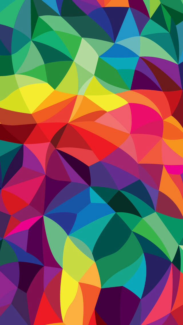 Colorful Abstract Iphone Wallpaper Background In 2019