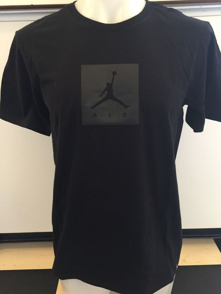 best sneakers c4b29 d9e49 AIR JORDAN 23 7 BLACK T-SHIRT TEE MENS X-LARGE NWT  fashion  clothing   shoes  accessories  mensclothing  shirts (ebay link)