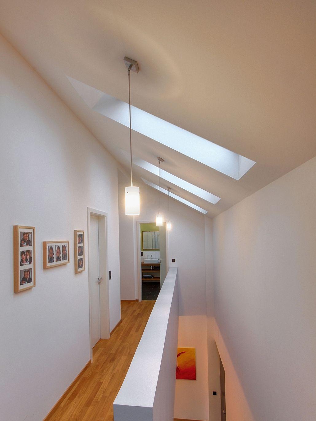 Dachschrage Lampe Beleuchtung Dachschrage Dachschrage Lampen Treppenhaus