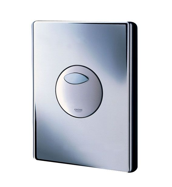 Bathrooms Toilets Bidets Concealed Cistern Grohe Skate Flush Button Coverplate Eagles Plumbing Supplies Concealed Cistern Bathroom Toilets Bathroom