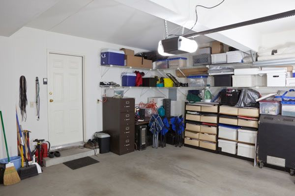 For a well-organized garage, follow our rules of thumb for storing your garage gear.