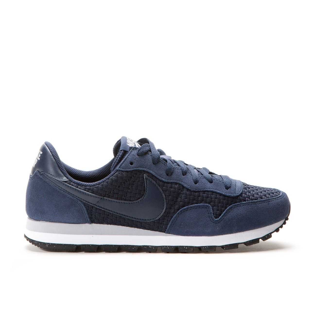 57fea96364c5c Nike Air Pegasus 83 Woven (Obsidian   Wolf Grey   White) in 2019 ...