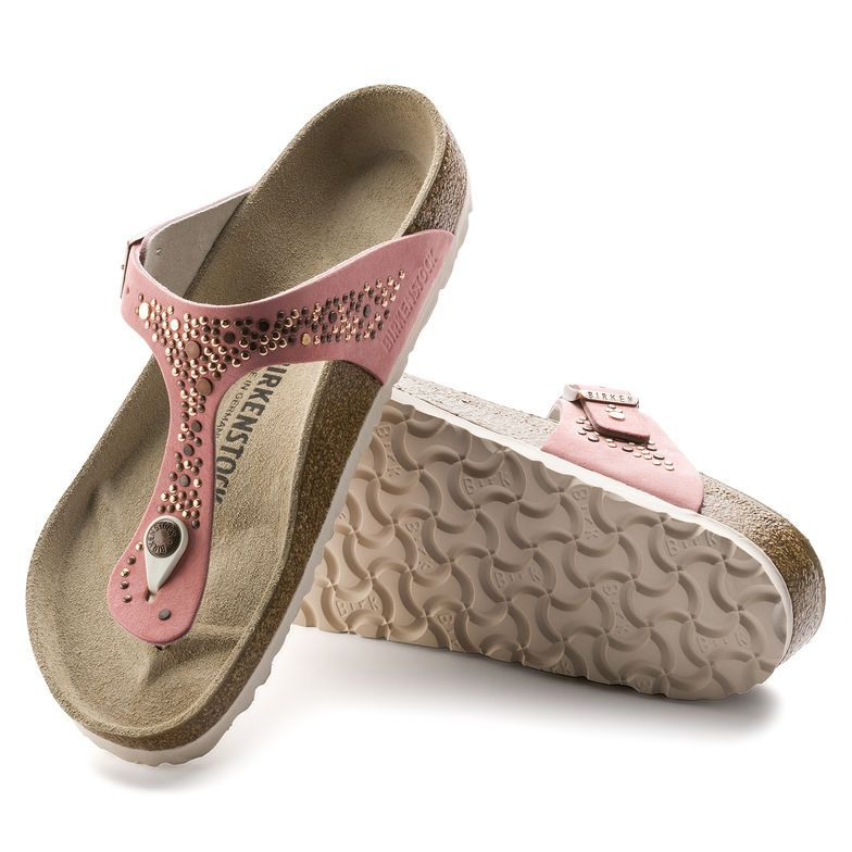 86fdd1193788 Gizeh Nubuck Leather Rose in 2019
