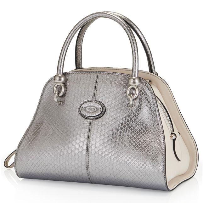 Tod's Sella Mini red leather handbag 5EG3Rr
