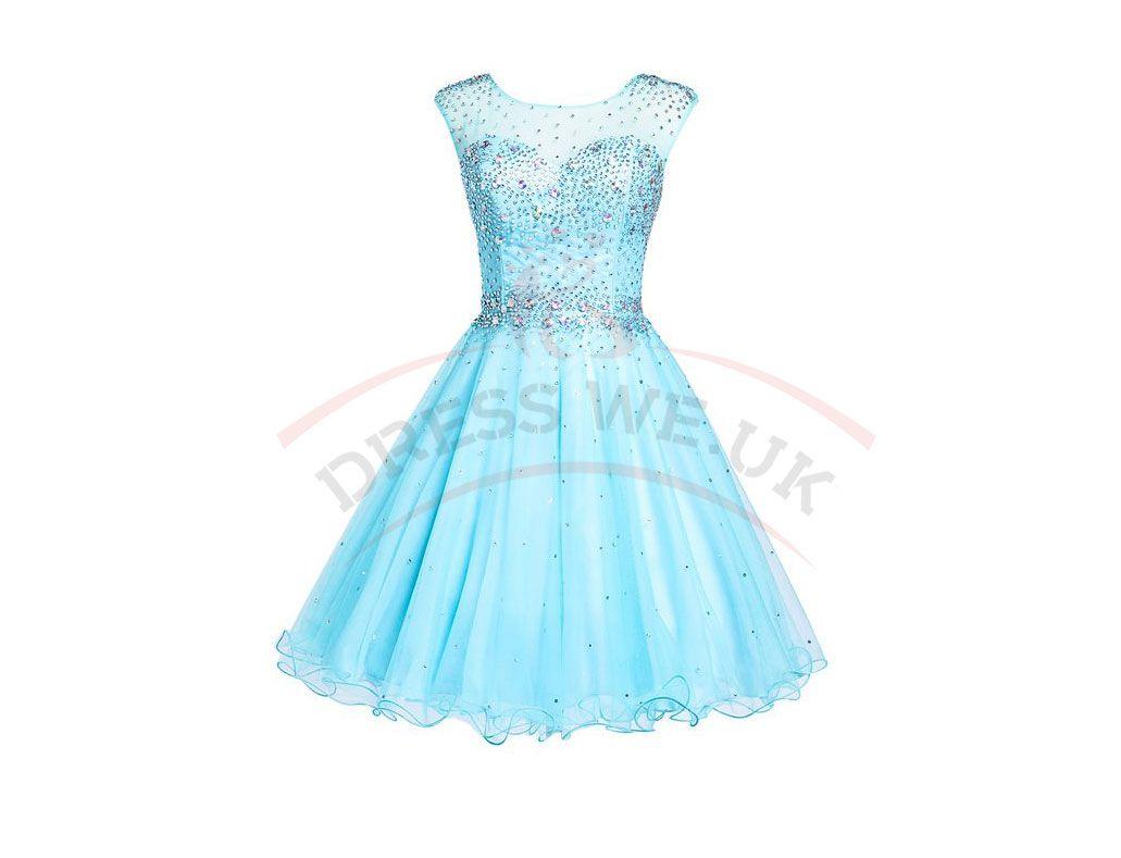 Gorgeous short party dressesround party dressestulle party dresses