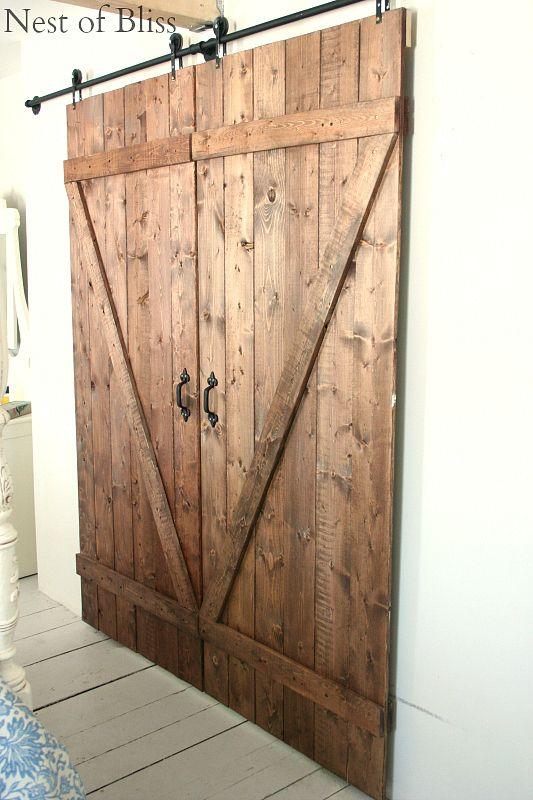Superb DIY Sliding Doors   Nest Of Bliss Más