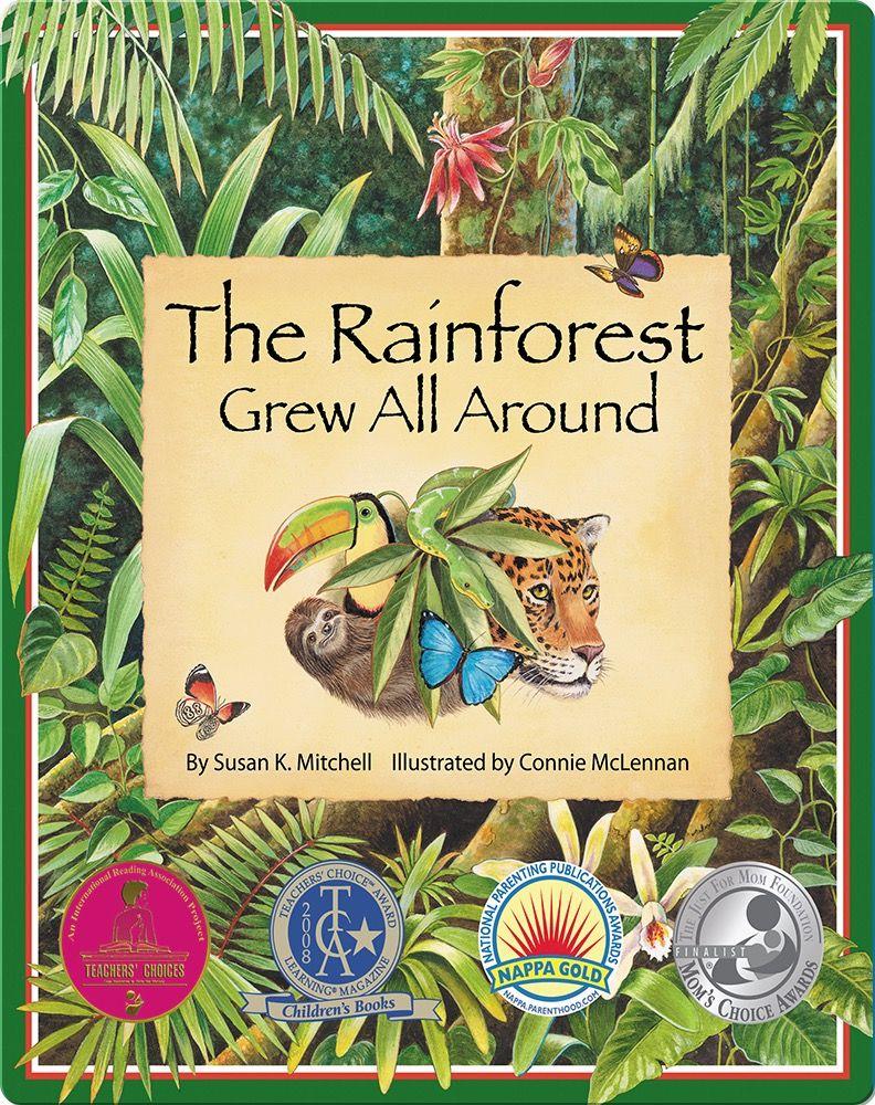 44++ Jungle animal books for preschoolers info