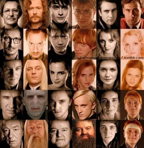 Harry Potter Cast, Tom felton aka draco lucius malfoy is the best looking out all of these characters