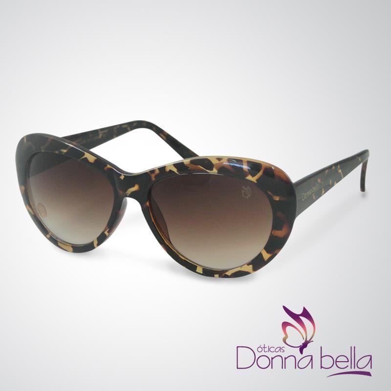 Óculos De Sol Modelo Gatinha!!! Ultima tendencia!! Modelo exclusivo, encontrados somente nas Óticas Donna Bella!