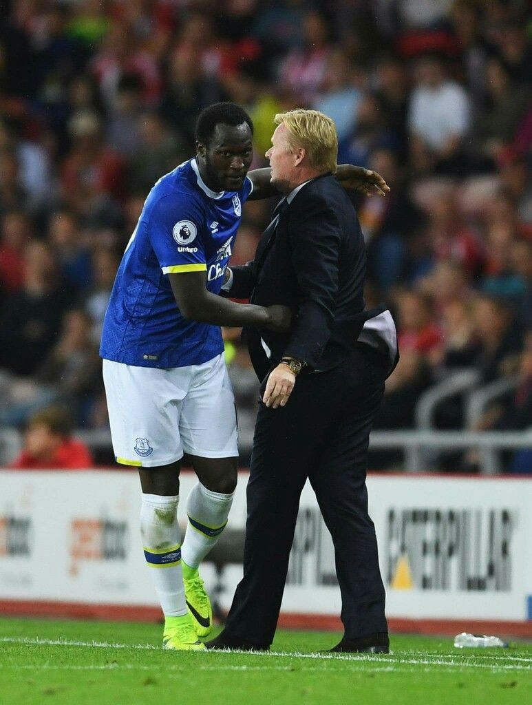 FULL-TIME: Sunderland AFC 0-3 Everton.  A superb Romelu Lukaku hat-trick earns the Toffees all three points at the Stadium of Light.  Who was your Man of the Match, Blues?