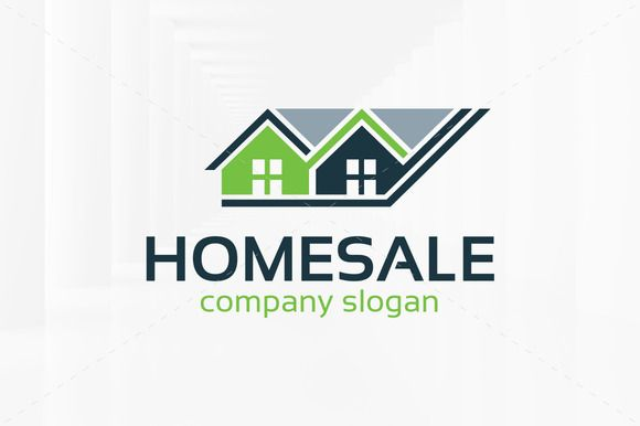 Home Sale Logo Template by LiveAtTheBBQ on @creativemarket My - home for sale template