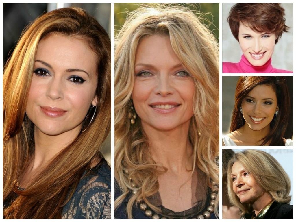 Hair Color To Make You Look Younger Gallery Hair Coloring Ideas - Hair colour look younger