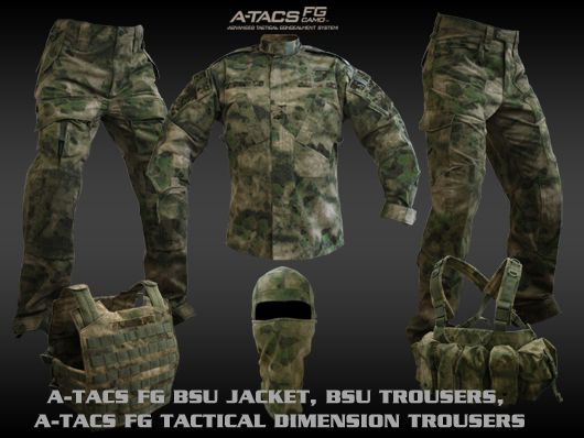 A-TACS   Multicam Tactical Gear  74e88e588c8c