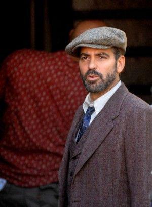 801daf3acbd George Clooney in Leatherheads 2008 Peaky Blinders Cap