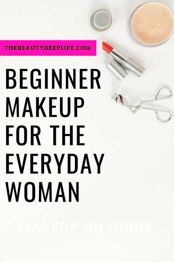 Beginner Makeup Tips How to apply different products